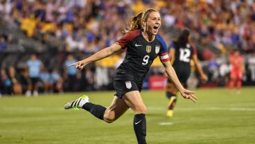 Heather O'Reilly Moves Back To The NWSL With North Carolina