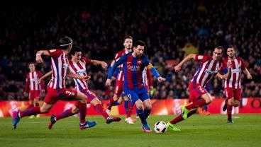 The Secret Behind Lionel Messi's Devastating Dribbling Style