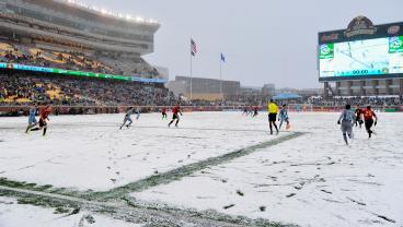 Minnesota United's New Soccer-Specific Stadium Is Looking Glorious