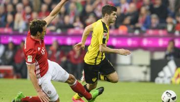 SATURDAY: FOX Is Showing Bayern-Dortmund Directly Followed By DC United-LAFC