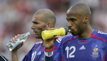 Thierry Henry's Failure At Monaco Betrays Him As The Anti-Zidane