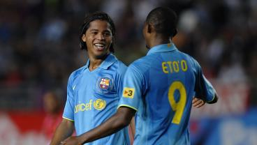 Remember When Giovani Dos Santos Scored A Hat Trick For Barça And Promptly Peaced?