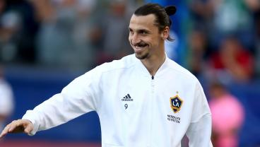 Zlatan's SportsCenter Instagram Takeover Proves He's Still The Best