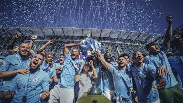 Manchester City Wins The Premier League After Dramatic Final Day In England