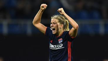 Ada Hegerberg Becomes New Face Of Nike After Signing 10-Year Deal