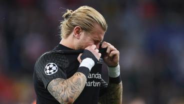 One Year On From Kiev, Loris Karius Returns To The Spotlight During UCL Media Day