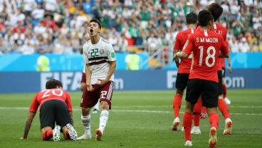 Who Is World Cup Rising Star Hirving 'Chucky' Lozano?