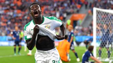 Moussa Wague Becomes The Youngest African World Cup Goalscorer Ever