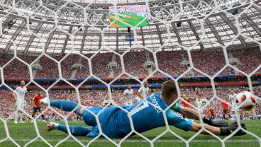Russia, The Lowest-Ranked Team At The World Cup, Pulls Off The Mother Of All Upsets