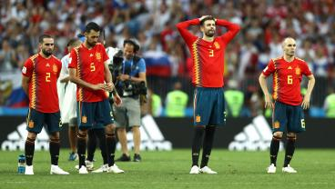 Heroes And Villains Of The World Cup: Matchday 17