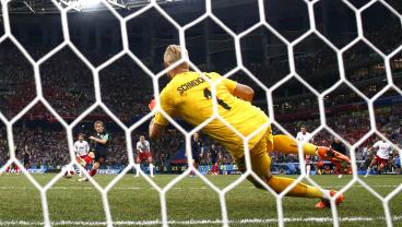 Croatia vs. Denmark Ends With Remarkable Goalkeeper Duel In Penalty Shootout