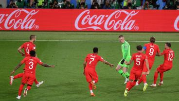 England Breaks Penalty Shootout Curse To Advance To Quarterfinals