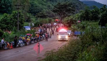 Thailand Cave Rescue Update: All 12 Boys And Coach Successfully Freed