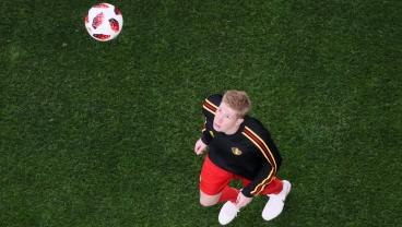 Kevin De Bruyne Records 3 Assists, 1 Goal In Belgium's Demolition Of Scotland