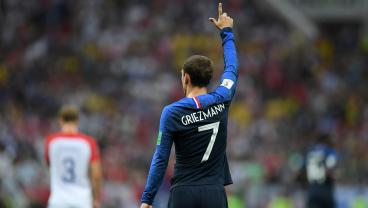 Griezmann's Shameful Dive Leads To Opening Goal Of World Cup Final