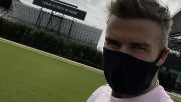 David Beckham Schools His Own Players In Training And Should Honestly Play Himself In 2021 Season