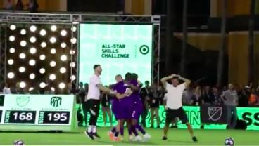 MLS All-Star Skills Challenge Peaks With Most Absurd Ending Imaginable