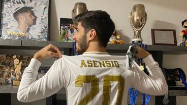 Marco Asensio Wins LaLiga's FIFA Tournament, Raises $150K In Fight Against COVID-19