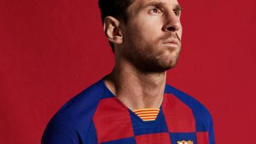 The Radically Different Barcelona 2019-20 Jersey Has Dropped