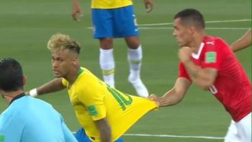The World Cup Gets Physical: The Worst Flops And Best Crunching Tackles So Far