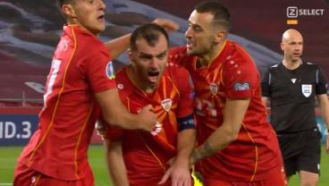 North Macedonia Secures Place At Euro 2020, Its First-Ever Major Tournament