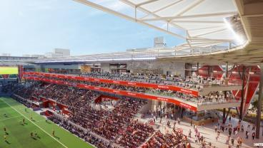 The First Renderings Of Sacramento Republic's Potential MLS Stadium Are Here