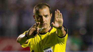 How football's best referees are trained.