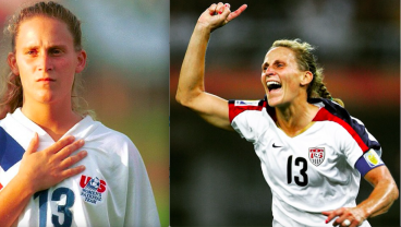 No Man Or Woman Alive Will Come Close To Kristine Lilly's Insane International Record