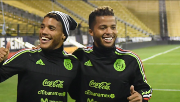 LA Galaxy Reportedly Agree To $5 Million Deal That Will Reunite Jonathan Dos Santos With Brother Gio