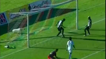 Brazilian Player Robs His Own Teammate Of A Goal And It's Just So Mean
