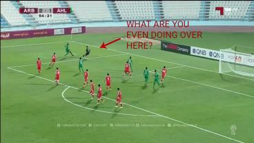 This Howler In The Qatari League Cup Shows Why Patience Is A Virtue