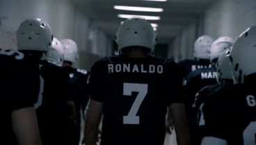Cristiano Ronaldo Made An American Football Commercial In Which He Clearly Doesn't Know The Rules