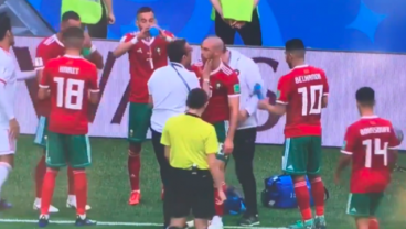 Morocco Shows The World Some Ways Not To Treat A Concussion