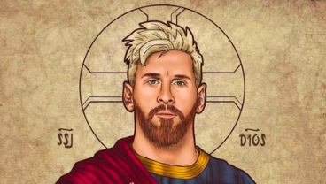 Some Say He's God-Like On The Pitch, But What Is Lionel Messi's Religion?