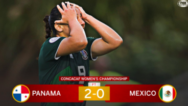 Mexico Dumped Out Of World Cup Qualifying After Upset Loss To Panama