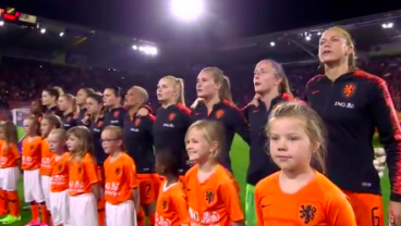 Dutch Women One Step Closer To World Cup With 3-0 Thumping Of Swiss