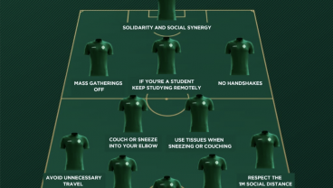 Meet The Starting XI That Will Save Humanity From COVID-19