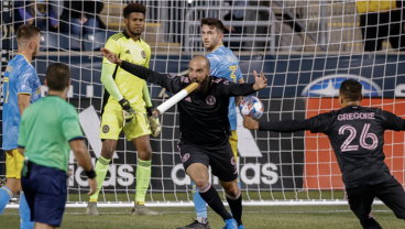 MLS Hardest League in the World?? Higuaín Can't Keep Up