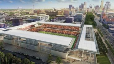 Expansion MLS Club St. Louis City Is Absolutely Crushing It In Ticket Deposits