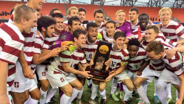 Stanford Repeat As NCAA Men's College Cup Champions