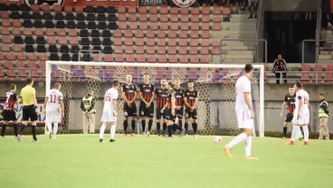 This Free Kick Makes It Painfully Clear How Important A Good Wall Is