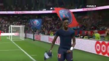 7 Minutes After Replacing Neymar, USMNT Phenom Tim Weah Scores First Ligue 1 Goal