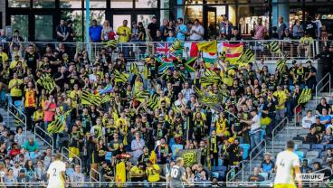 New Mexico And St. Louis Keep The Magic Of The Cup Alive With Strong Away Support