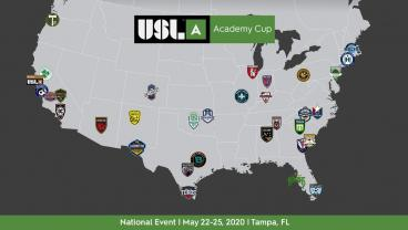 USL Launches New Academy Cup As It Continues To Shape The Future Of U.S. Soccer
