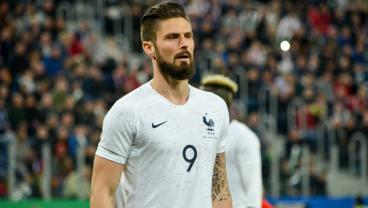 Olivier Giroud Is The Most Important Player At The World Cup
