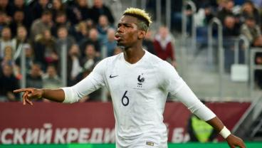 Paul Pogba Is A Colossus And The Only Reason France Beat Australia