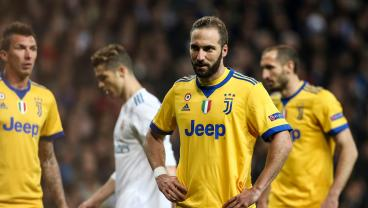 Ronaldo's Juve Arrival Triggers Madness: Higuain Joins Milan; Bonucci Returns To Old Lady