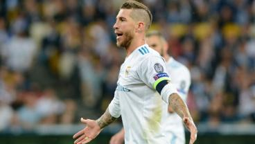 Did This Sergio Ramos Elbow Cost Liverpool The Champions League Title?