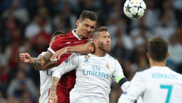 Sergio Ramos And Dejan Lovren Won't Stop Fighting, And We're Strangely Hooked
