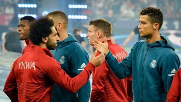 Luka Modrić, Cristiano Ronaldo And Mo Salah Battle For UEFA Player Of The Year Award